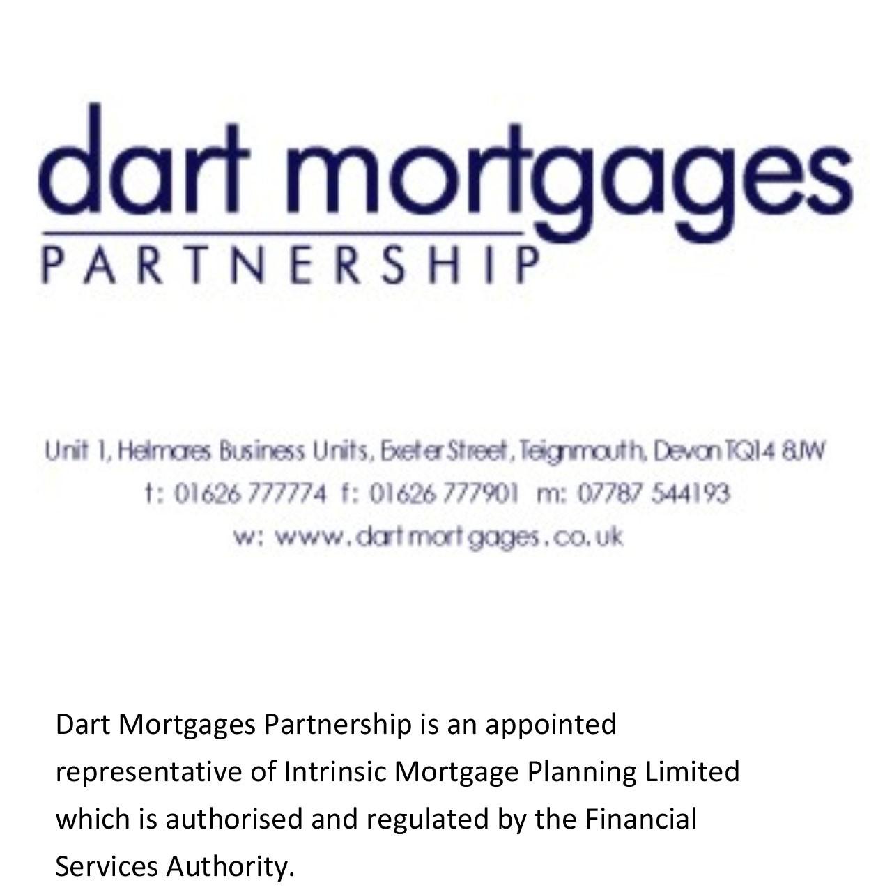 Dart Mortgages Logo split Portrait