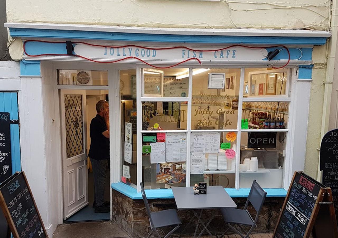 Jolly Good Fish Cafe