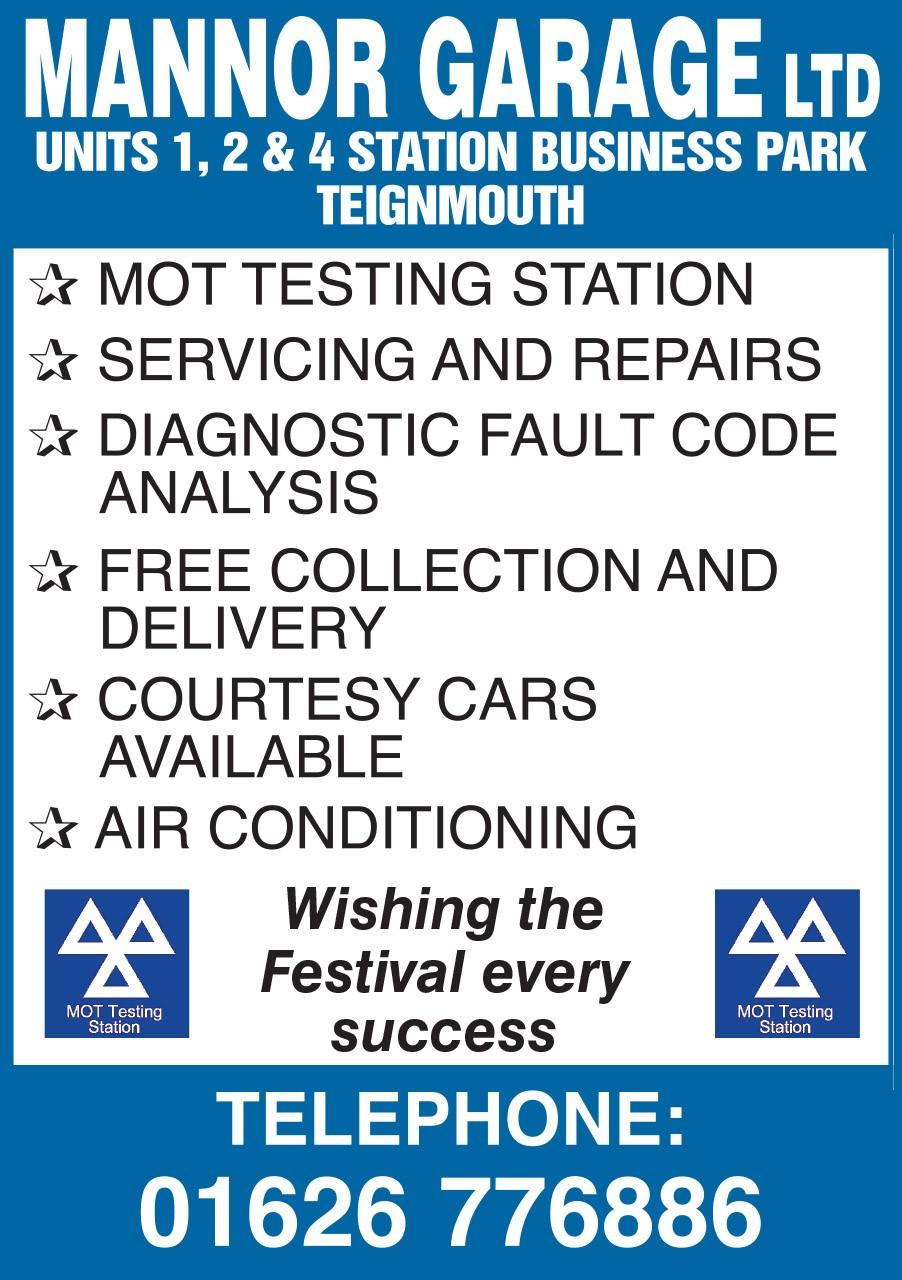 Mannor garage QTR outlines