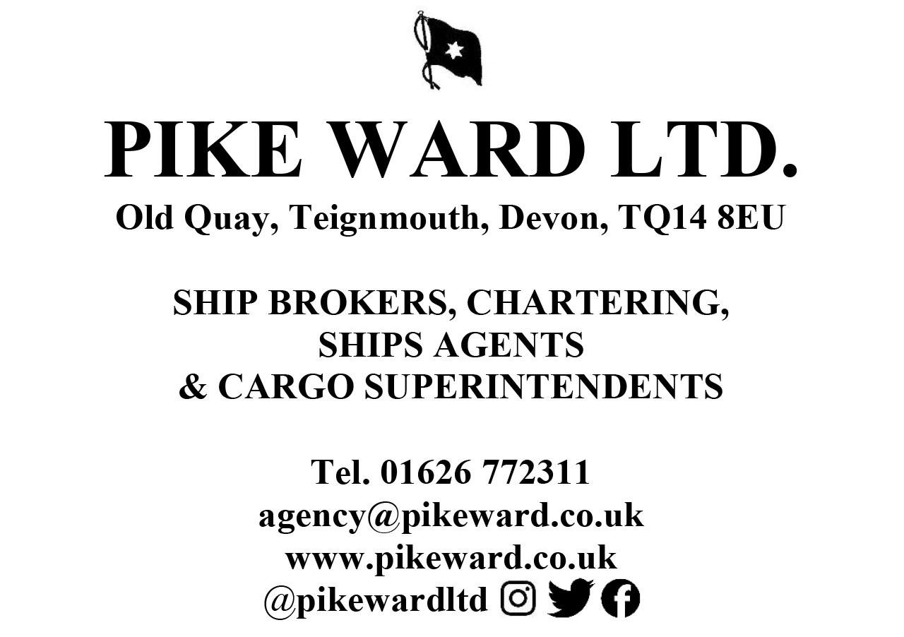PIKE WARD LTD - TEIGNMOUTH SHANTY FESTIVAL