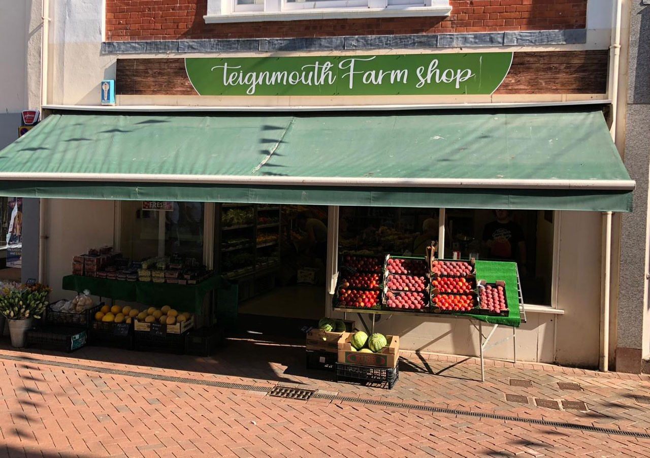 Teignmouth Farm Shop
