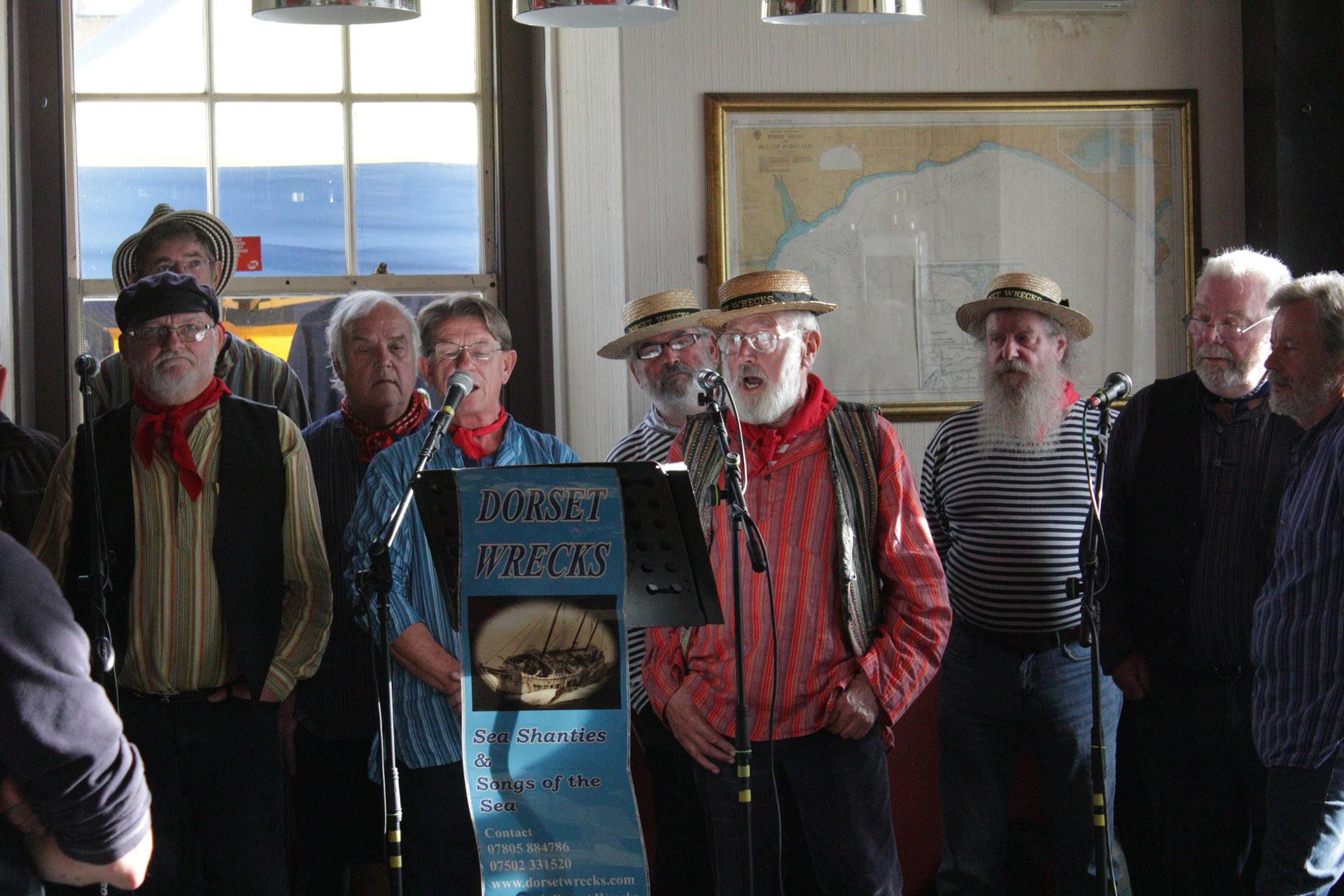 Teignmouth Shanty Festival 158