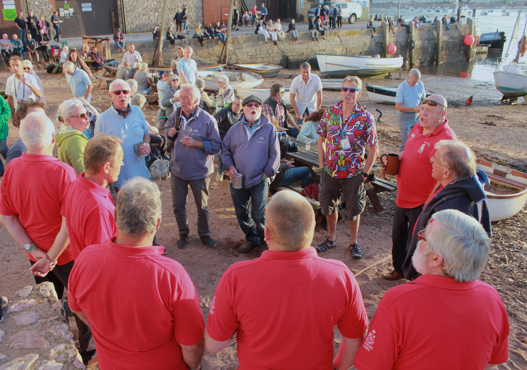 Teignmouth Shanty Festival 5