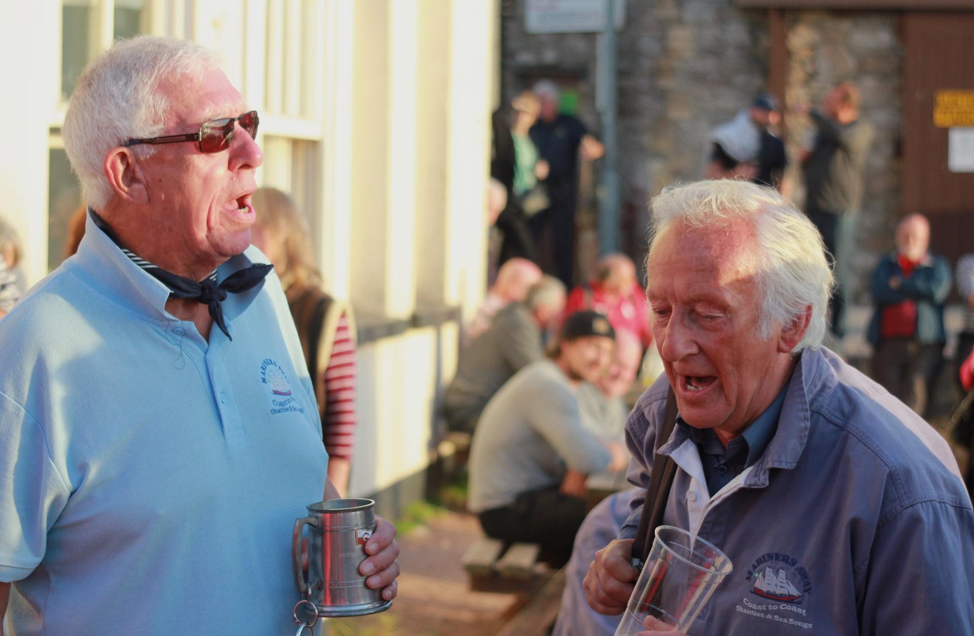 Teignmouth Shanty Festival 6