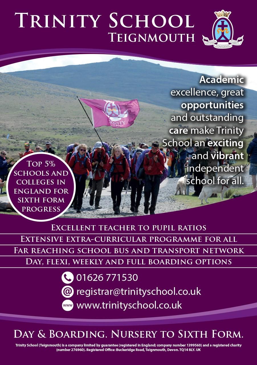 Trinity School - Teignmouth Shanty Festival